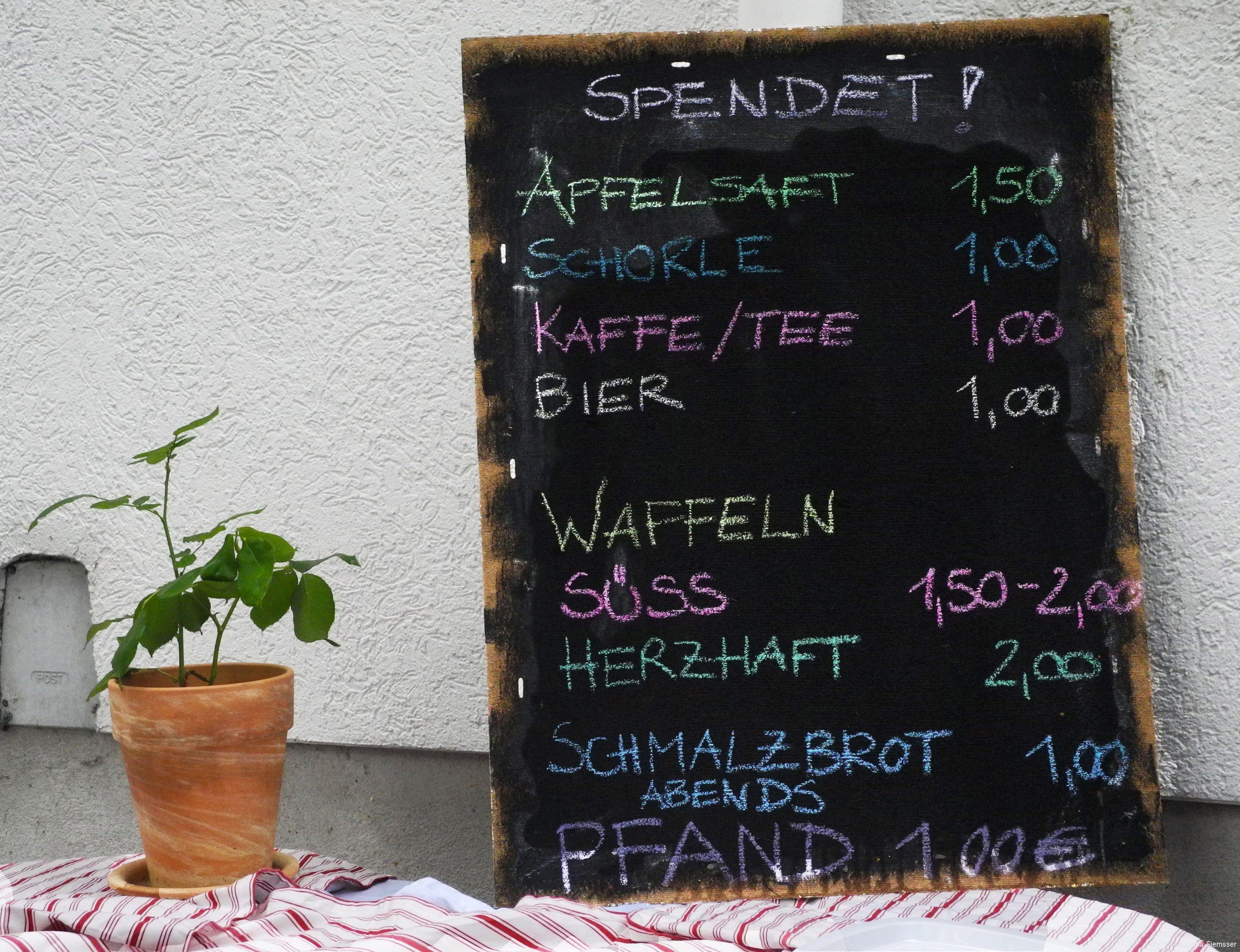 Kuchenpreise