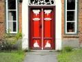 Tür auf Klostergut Preetz I