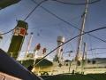 Schiffsreflektion Bremerhaven