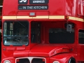 The bis red bus -Type Routemaster RML 2502